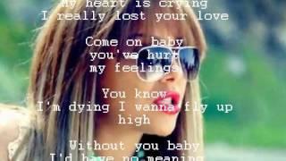 Tony Ray Feat Ingrid Gjoni  My Heart Is Crying LYRICS/TEKST
