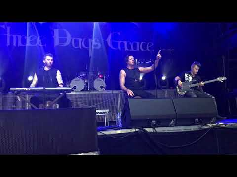 Three Days Grace - Love Me Or Leave Me [Live] - 10.14.2018 - Palladium - Cologne, Germany
