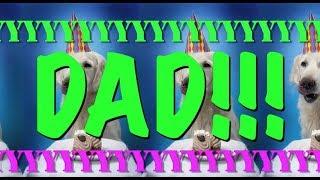 HAPPY BIRTHDAY DAD! - EPIC Happy Birthday Song