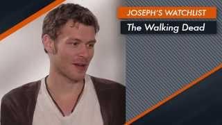 Joseph parle de ses séries préférées