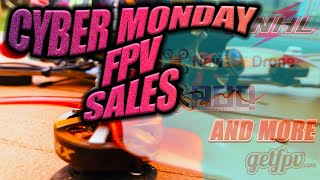 Cyber Monday FPV Drone & RC Sales 2020!