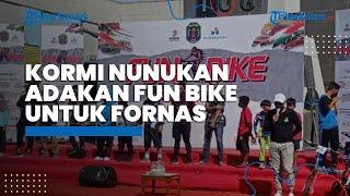 Komite Olahraga Rekreasi Masyarakat Indonesia Nunukan Adakan Fun Bike untuk Bertanding di Fornas