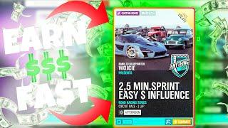 How To EARN MONEY FAST (Forza Horizon 4)