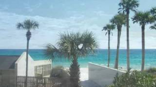 preview picture of video 'Gulf front Beach Condo Panama City West'