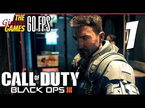 Прохождение Call of Duty: Black Ops 3 III на Русском [PС|60fps] - #1 (Бесконечная война)