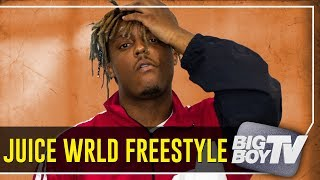 Juice WRLD Freestyles Over 'Headlines' by Drake