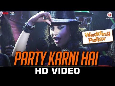 Party Karni Hai Wedding Pullav  Diganth Manchale Karan Grover