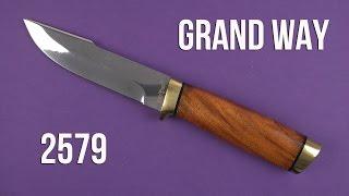 Grand Way 2579 - відео 1