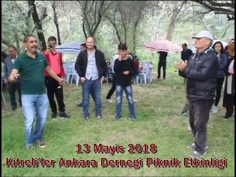 Kitreli'ler Ankara Derneği Piknik Etkinliği 2018