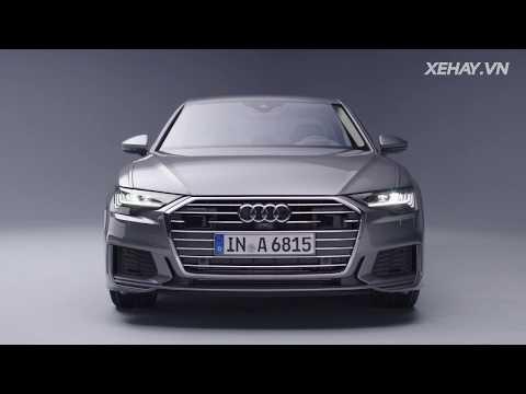 Audi A6 sẵn sàng đối đầu BMW 5-Series với công nghệ và vẻ đẹp của A8  XEHAY.VN 