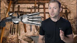 5 Mærkelige Våben Til Krig Og Andre Formål