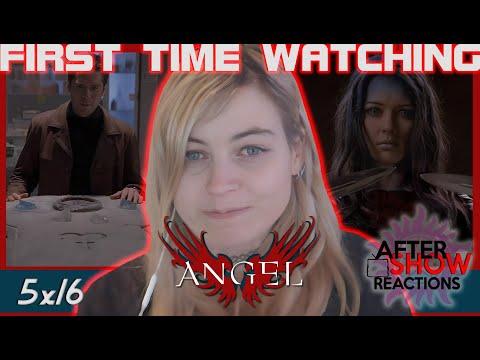 "Angel 5x16 - ""Shells"" Reaction"