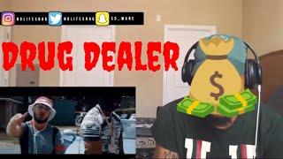 C Montana - Drug Dealer Ft Ay Em   Link Up TV   REACTION