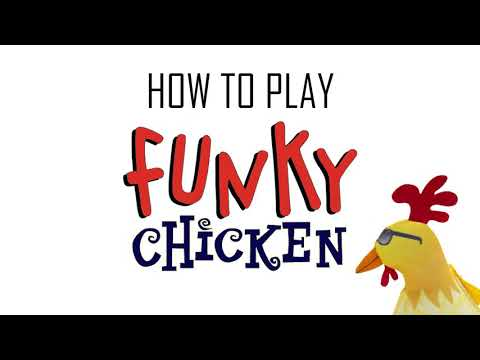 How to Play Funky Chicken from North Star Games