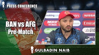 Our Spinners Can Trouble Any Side In The World - Gulbadin Naib