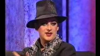 boy george-frank skinner interview part 2 of 2