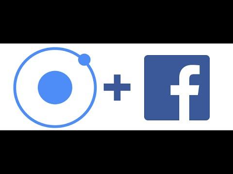 Ionic FB Open Graph tutoriel