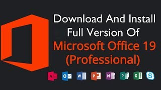 Download Office Professional Plus 2019 Free Video Search Site