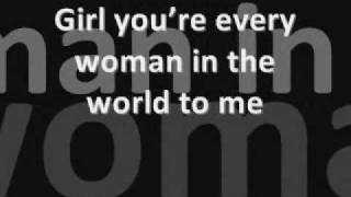 Every Woman In The World - Air Supply [Lyrics]