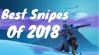 Best Snipes Of 2018