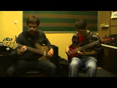Change the World by Eric Clapton with 2 bass guitars