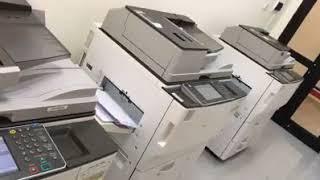 Cho thuê máy photocopy tại khắp các quận thành