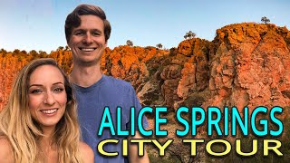 "Alice Springs City Tour | The ""heart"" of the Australian Outback 