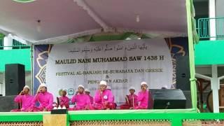Hadrah Banjari Asy Syubban_ Huwa Inda & Ya Rahman