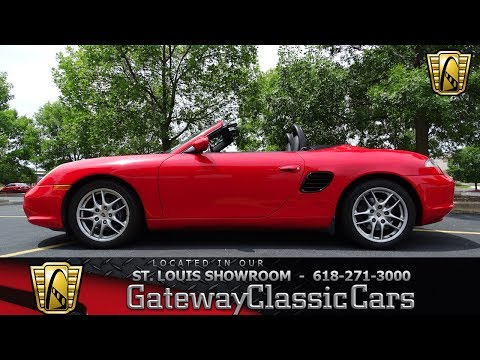 Video of '04 Boxster - LD5J