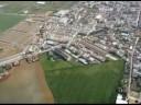 Vista aérea de Fuente Palmera a cargo de A. Pradas