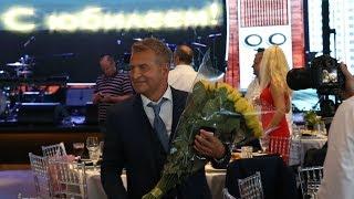 День рождения Леонида Агутина в ресторане Backstage