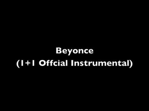 Beyoncé - 1+1 Official instrumental