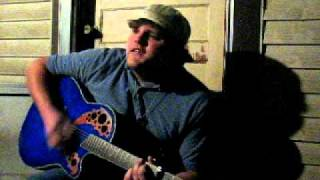 I Won't Go Crazy by Josh Thompson (acoustic cover by Ethan Harris)