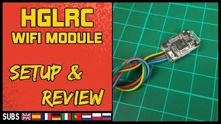 HGLRC Hermes WIFI Module - Setup & Review