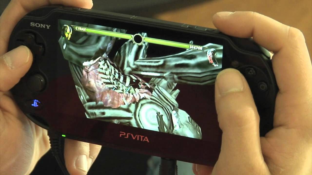 Mastering Mortal Kombat for PS Vita