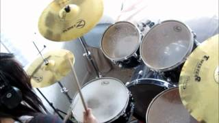 Taylor Swift- Eyes Open Drum Cover