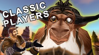 10 Types of Classic WoW Players
