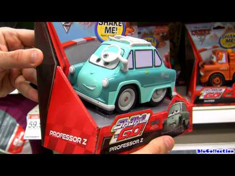 Shake N Go Cars 2 Toys Review