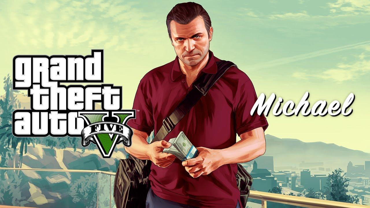 Grand Theft Auto V: Michael
