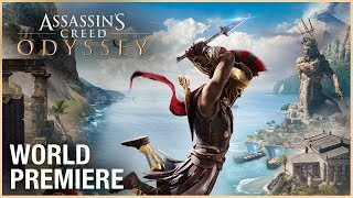Assassin's Creed Odyssey Xbox One - Mídia Digital