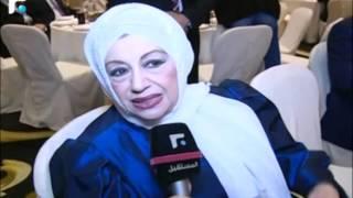حفل تكريمي للفنانة نجاح سلام