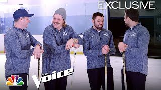 Are Kelly, Blake, Nick and John Future Olympians? - The Voice Finale 2020