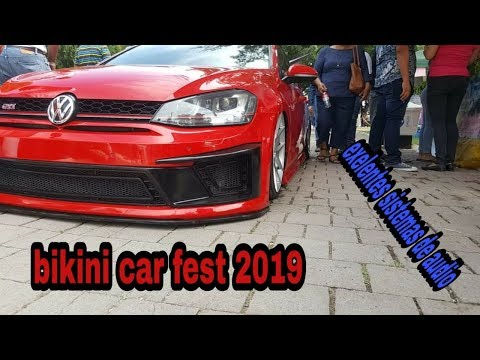 Demo De Subwoofer Re Audio Xxx Y Hairtrick (BIKINI CAR FEST 2019) | Beto Sanchez