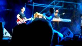 Gypsy Heart Tour à Buenos Aires - Kicking And Screaming Performance - 06/05/11