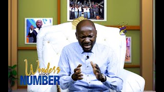 WONDERS WITHOUT NUMBER With Apostle Johnson Suleman (#Day10, 12th April 2021)
