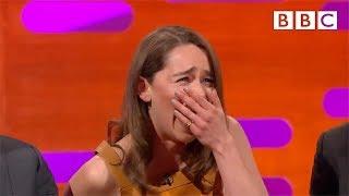 Emilia Clarke On Her Game Of Thrones Husband | The Graham Norton Show - BBC