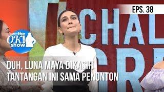 [THE OK! SHOW] Duh, Luna Maya Dikasih Tantangan Ini Sama Penonton [28 Januari 2019]