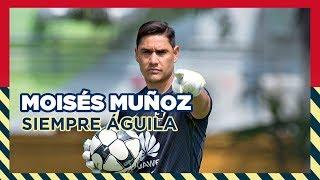 Homenaje a Moisés Muñoz Club América
