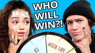 Take the Tik Tok High School Trivia Challenge | VS w/ Chase Hudson & Avani Gregg