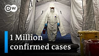 US deaths surge +++ Germany begins studies on actual infection rates   Coronavirus Update